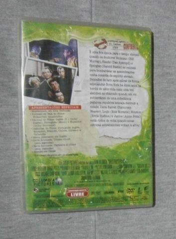 DVD Original Os Caça-Fantasmas II - Foto 2