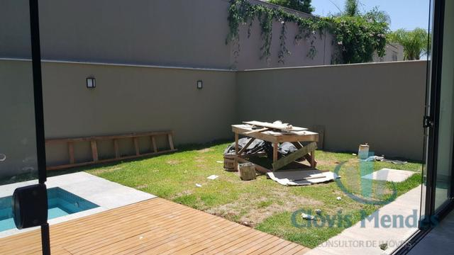 Alphaville 2,nova,302 m2,5 qtos,4 suítes,armários,piscina.vr .1650.000 ,aceita imóvel - Foto 20