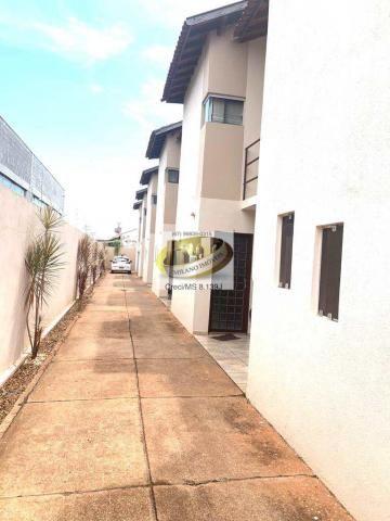 Casa à venda com 2 dormitórios em Jardim alvorada, Três lagoas cod:409