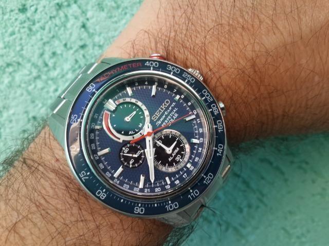Relógio Seiko SSC355P1