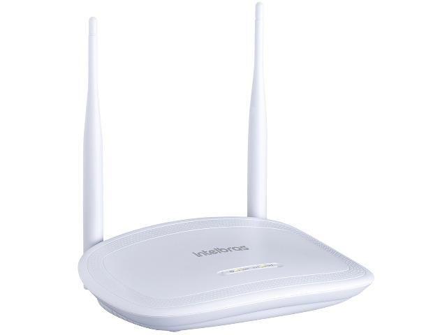 Roteador Wireless N 300Mbps Intelbras IWR 3000N