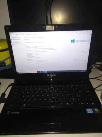 Notebook Itautec I3