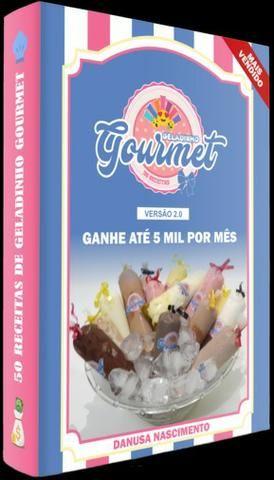 E-Book Geladinhos Gourmet