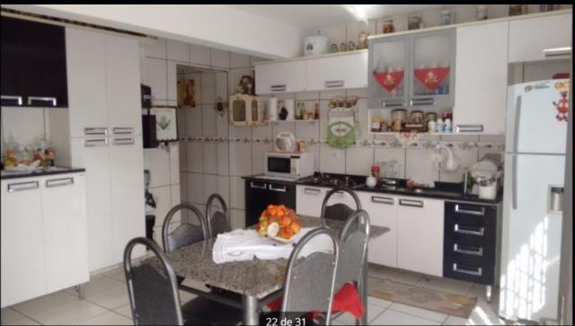 Sobrado residencial à venda, capão raso, curitiba - so0471. - Foto 8