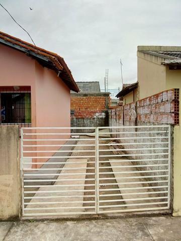 Repasso duas casas uma do lado da outra no bairro novo estrela/Castanhal