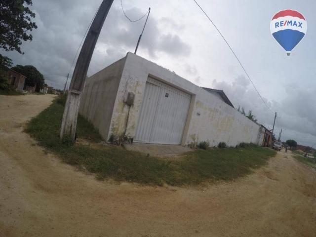 Casa com 2 dormitórios à venda, 77 m² por r$ 75.000 - carlotas - paracuru/ce - Foto 3