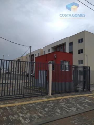 Apartamento com 2 dormitórios à venda, 50 m² por R$ 122.000 - Planalto - Natal/RN