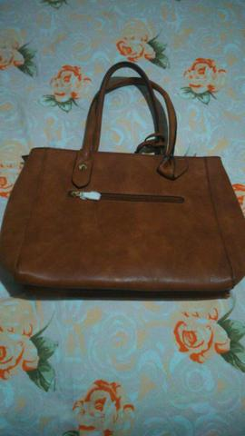 6bf84c20c Bolsa da marca chenson nuca usada - Bolsas, malas e mochilas ...