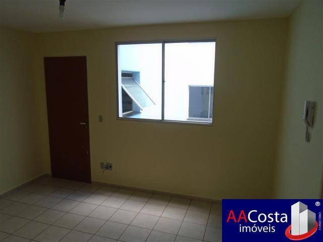 Apartamento para alugar com 2 dormitórios em Vila champagnat, Franca cod:I01754 - Foto 2