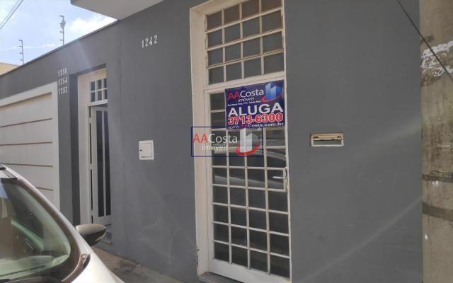 Apartamento para alugar com 1 dormitórios em Centro, Franca cod:I04788
