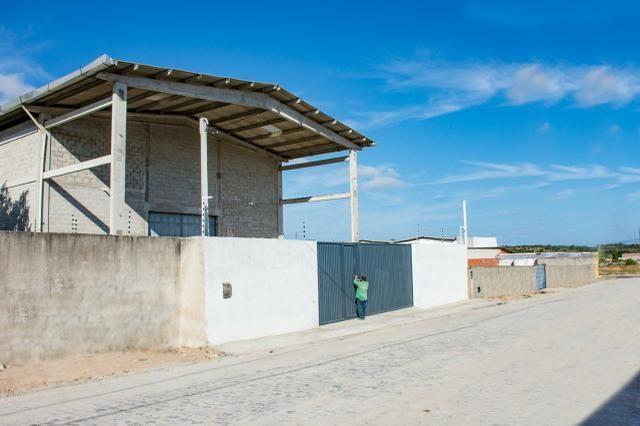 Alugo Galpão próximo a Av. Olavo Montenegro - Nova Parnamirim