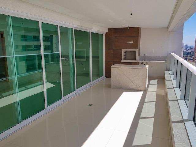 Apartamento 3 suítes, 2 garagens com 154m² no Setor Alto da Glória - Foto 2