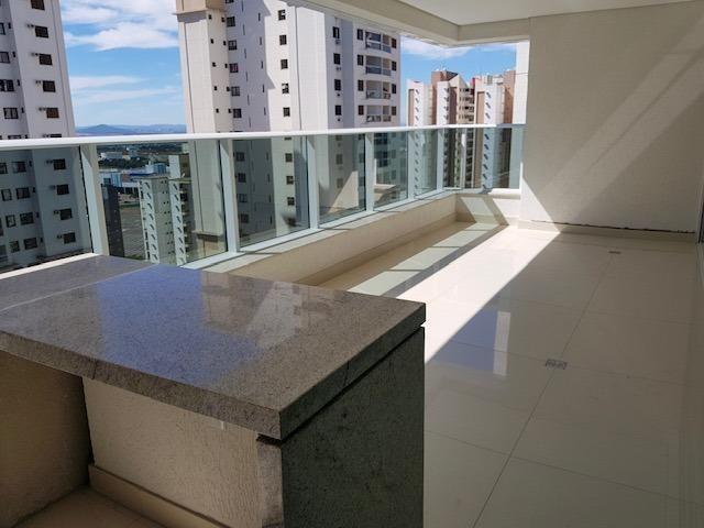 Apartamento 3 suítes, 2 garagens com 154m² no Setor Alto da Glória - Foto 3