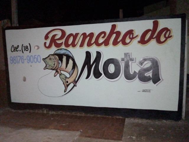 Rancho para temporada no Porto XV de Novembro-MS, próximo ao Rio Paraná - Foto 19