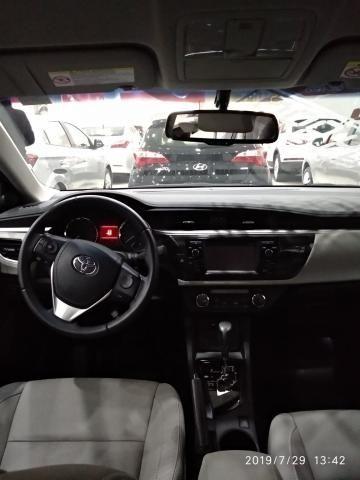 TOYOTA COROLLA 2016/2016 2.0 XEI 16V FLEX 4P AUTOMÁTICO - Foto 3