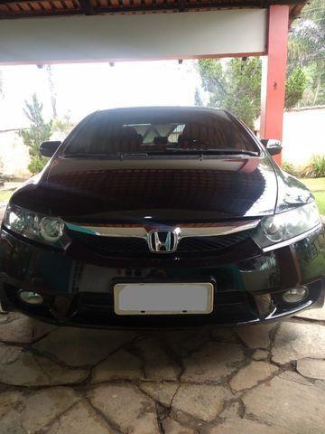 """"""" Lindo Honda Civic Lxs 1.8 Automático Flex 2009/2010 completo.'' - Foto 7"""