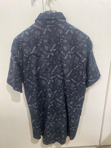 Camisa social RVCA - Foto 2