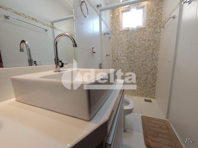 Apartamento à venda com 3 dormitórios em Saraiva, Uberlândia cod:33971 - Foto 3