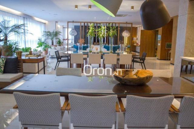 Apartamento com 5 dormitórios à venda, 488 m² por R$ 3.300.000,00 - Setor Nova Suiça - Goi - Foto 16