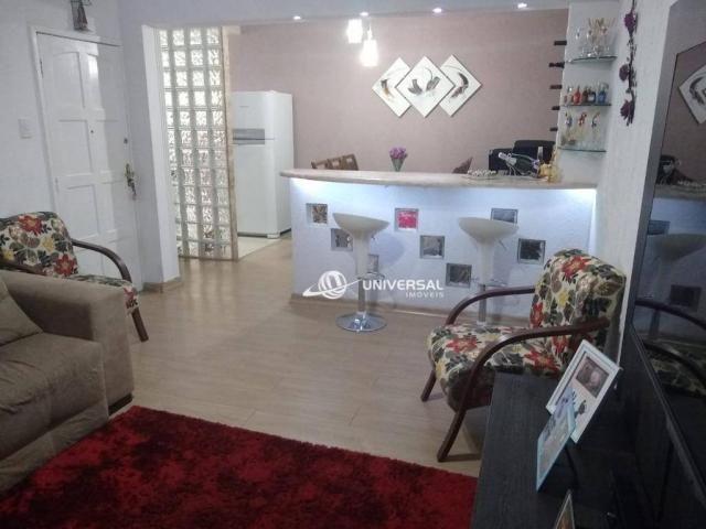 Apartamento Garden com 3 dormitórios à venda, 80 m² por R$ 234.000,00 - Bairu - Juiz de Fo