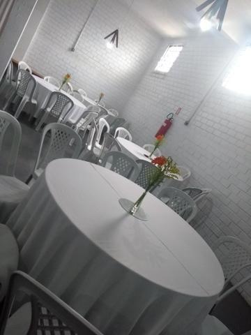 Barbada Mesas e cadeiras salão de festas