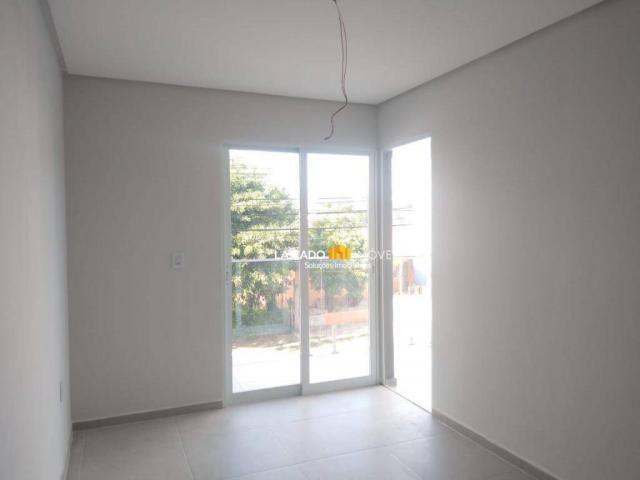 Apartamento com 2 dormitórios para alugar, 62 m² por R$ 825/mês - São Cristóvão - Lajeado/ - Foto 13