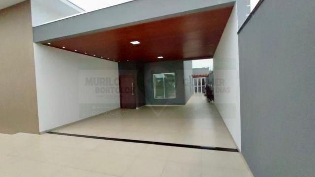 8127 | Casa à venda com 3 quartos em Jardim Cristhais, Dourados - Foto 2