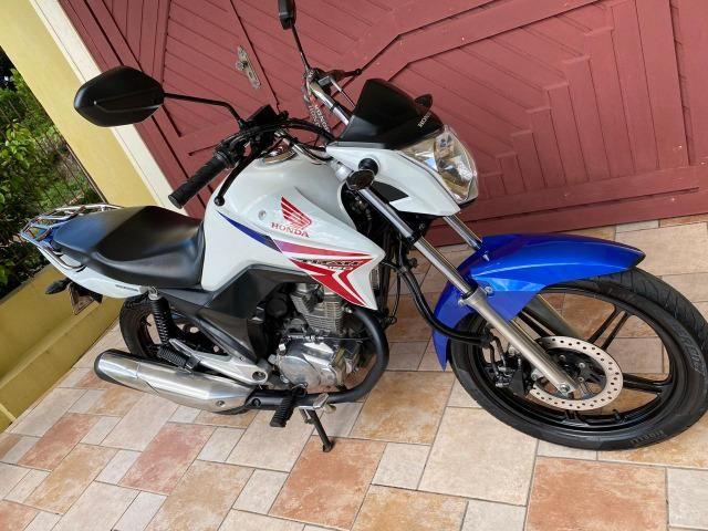 Honda CG Titan 150 EX 2015