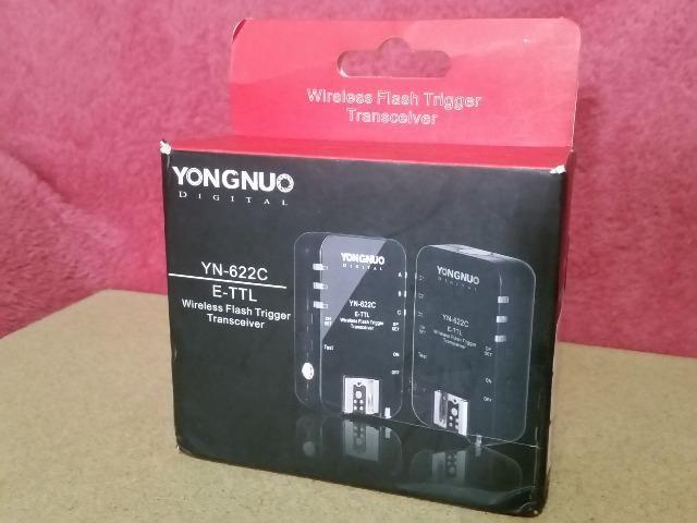 Radio Flash Yongnuo Yn- 622C E-TTL para Canon - Foto 5