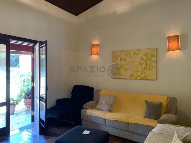 Chácara para alugar com 4 dormitórios em Guaripocaba, Bragança paulista cod:CH009604 - Foto 8
