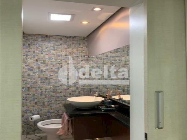 Casa de condomínio à venda com 3 dormitórios em Gávea, Uberlândia cod:33993 - Foto 8