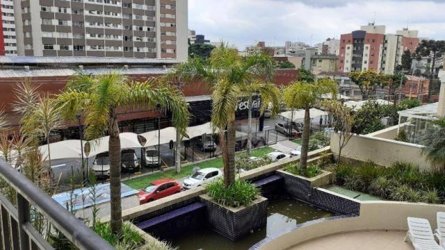 Apartamento com 2 dormitórios para alugar por R$ 1.900,00/mês - Vila Izabel - Curitiba/PR