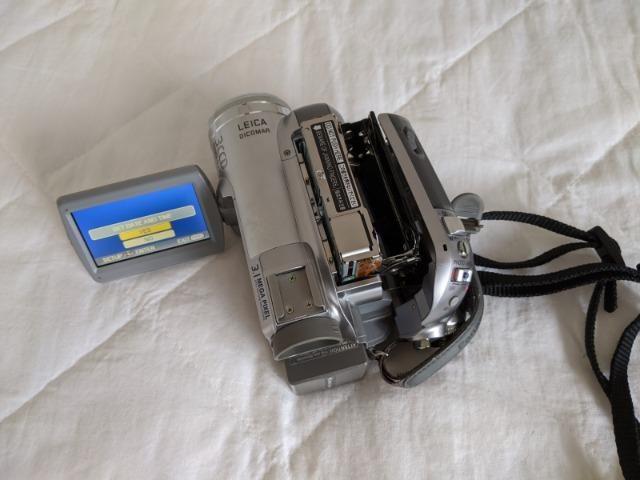Filmadora Mini DV 3CCD Panasonic - Foto 4
