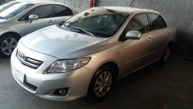 Toyota corolla 2010 1.8 xli 16v flex 4p manual - Foto 3
