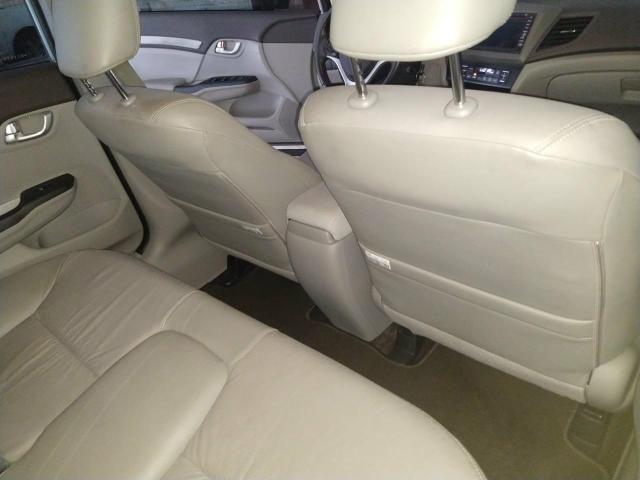 Honda Civic EXR 14/14 - Foto 13
