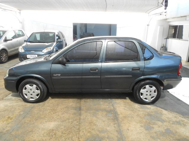 Chevrolet classic life 2007/2008 com vidros travas e alarme som lacrado - Foto 7