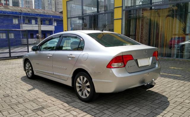 Honda Civic LXL 1.8 Flex Manual - Foto 4