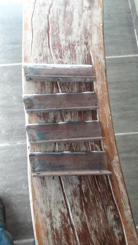 Ensiladeira jf maxion 60, facas - Foto 2