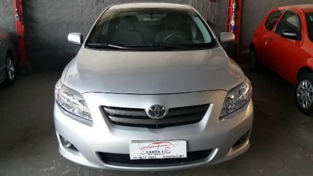 Toyota corolla 2010 1.8 xli 16v flex 4p manual