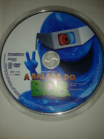 DVD a balada do Bob 3d - Foto 2