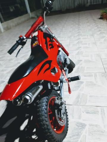 Mini moto Cross infantil 49cc - Foto 2