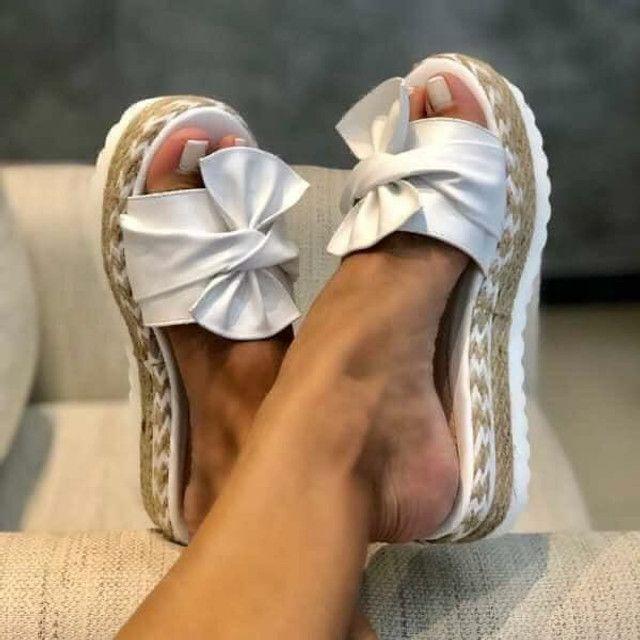 Sandália Flatform - Foto 2