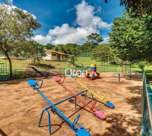 Sobrado à venda, 400 m² por R$ 2.500.000,00 - Residencial Aldeia do Vale - Goiânia/GO - Foto 19