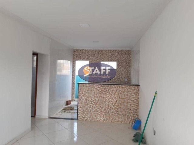 RRS:Lindas casa 2 quartos com área gourmet na planta em Unamar-Cabo Frio!! - Foto 6
