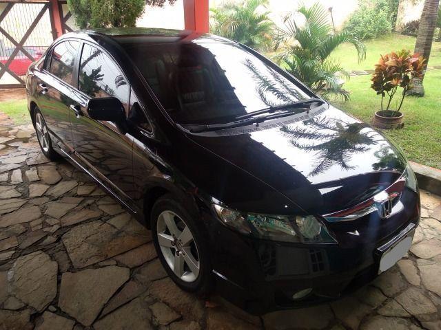 """"""" Lindo Honda Civic Lxs 1.8 Automático Flex 2009/2010 completo.'' - Foto 5"""