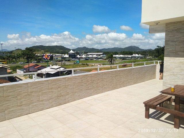 Apartamento 4 - com Vista do Beto Carrero World Penha SC - Foto 17