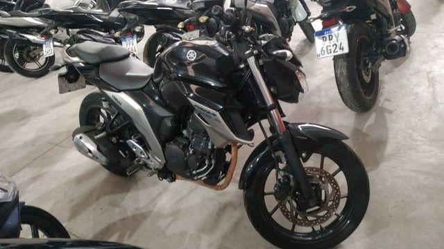 Fazer 250cc 2018/troco por moto menor valor/em até 48x no carnê/36x no cartão de crédito - Foto 4