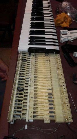 Conserto de piano digital , teclado, orgão eletrônico - Foto 2