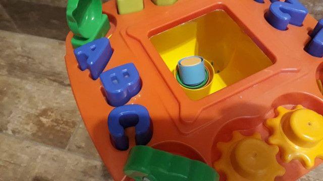 Brinquedo Mesa de Atividades Infantil - Foto 5