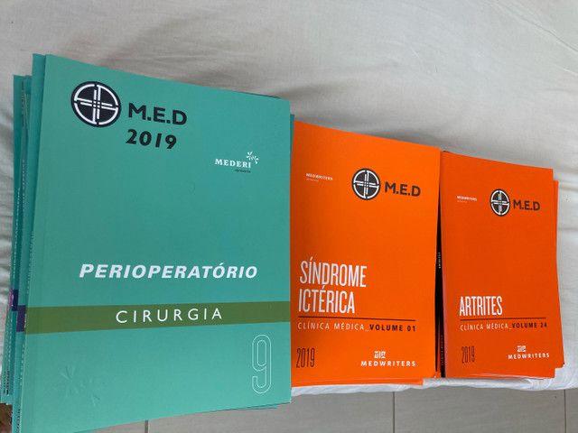 Vendo coleção completa MED 2019 - Foto 3